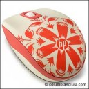 HP Z3600 Wireless Flower Mouse [F7M64AA]