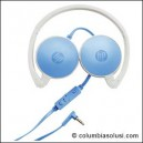 HP H2800 Blue Headset [J9C30AA]